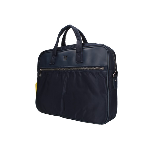 Ynot? Briefcase Blue