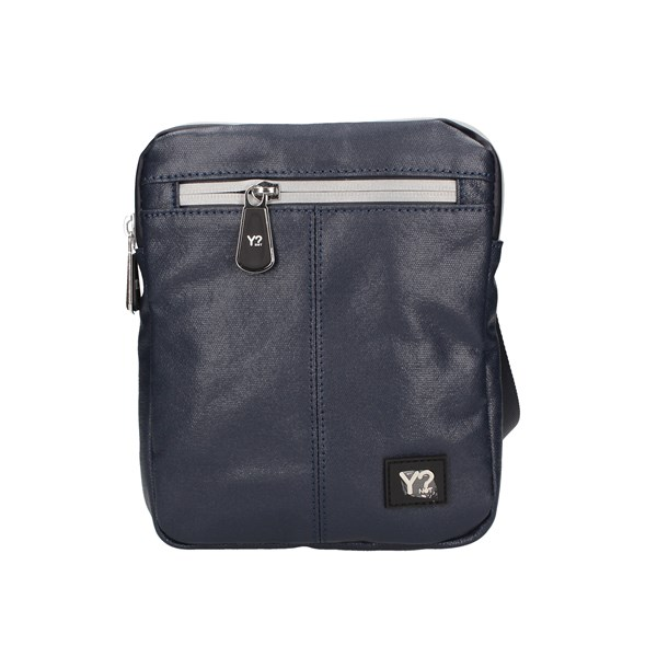 Ynot? Shoulder straps & Messenger Blue