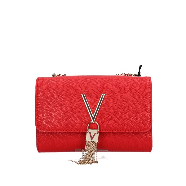 Valentino Bags Clutch Evening Clutch Bag Vbs1r403g Red