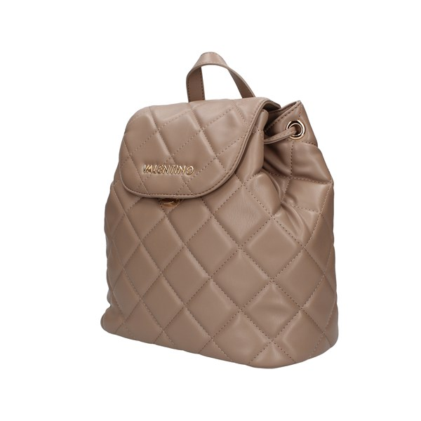 Valentino Bags Backpacks Taupe