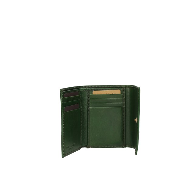 The Bridge Wallet Green