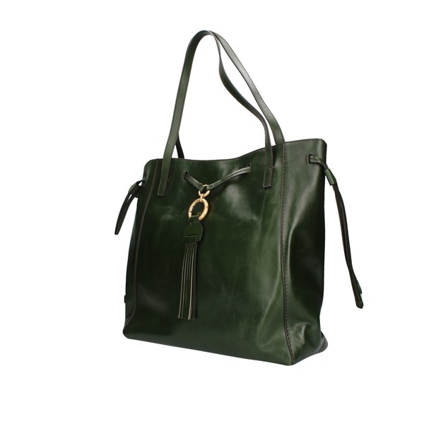 The Bridge shoulder bags Green