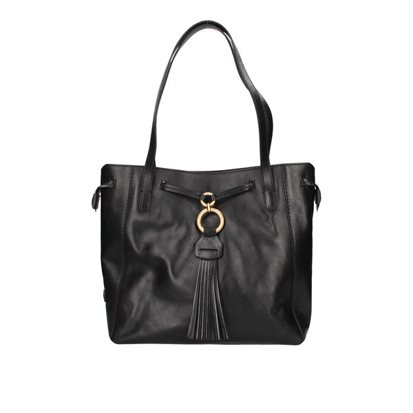 The Bridge Shopping Bag Black