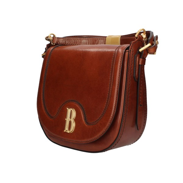 The Bridge Shoulder Bags Brown