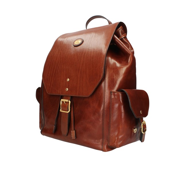 The Bridge Backpacks Brown