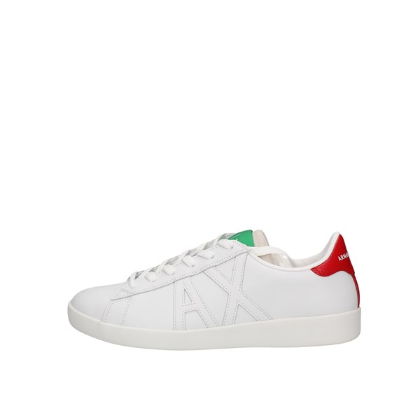 Armani Exchange  low White
