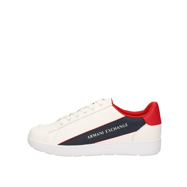 Armani Exchange  low Off Wh / red
