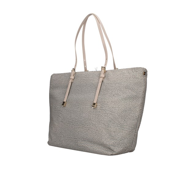 Borbonese Shopping bags Taupe