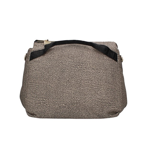 Borbonese Hand Bags Hand Bags 934416i15 Op.nat / black