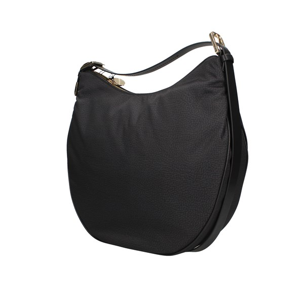 Borbonese shoulder bags Black