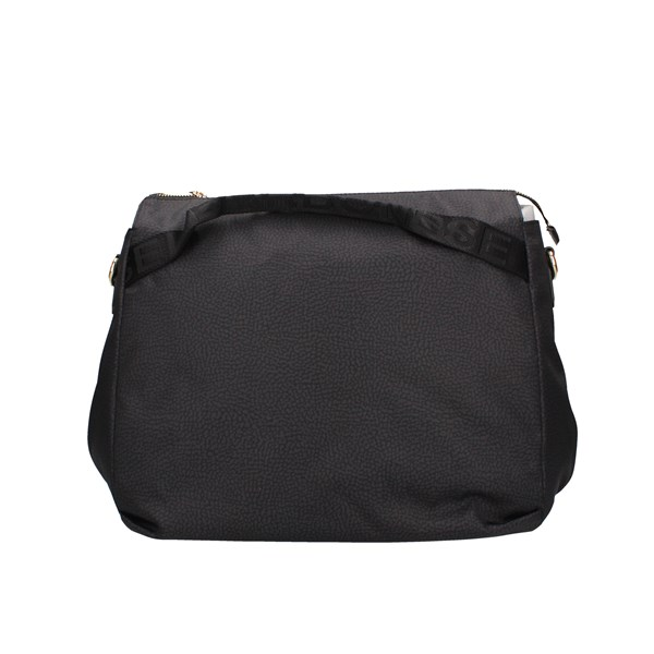Borbonese Hand Bags Hand Bags 934416i15 Black