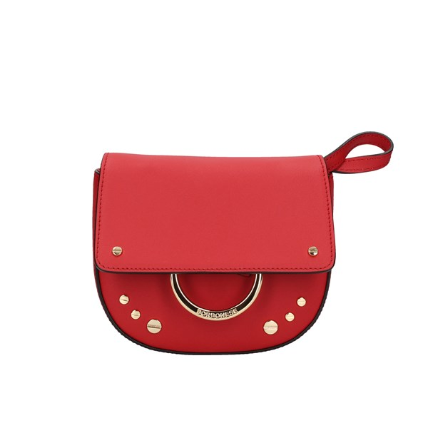 Borbonese Shoulder Bags Red