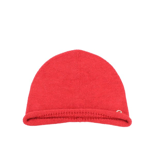 Borbonese Cap Red