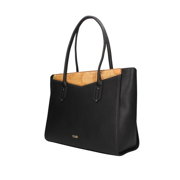Alviero Martini 1^ Classe Shopping bags Black