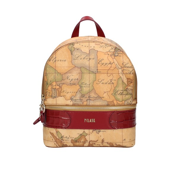 Alviero Martini 1^ Classe Backpacks Red