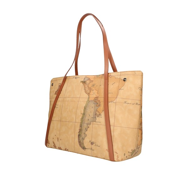 Alviero Martini 1^ Classe Shopping bags Natural