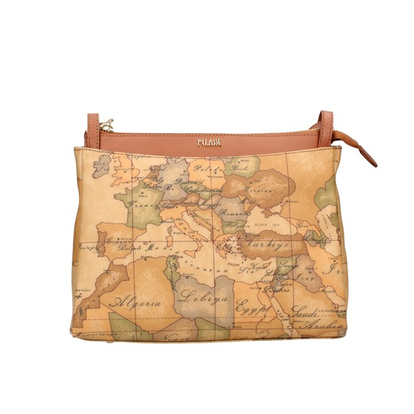 Alviero Martini 1^ Classe Shoulder Bags Natural