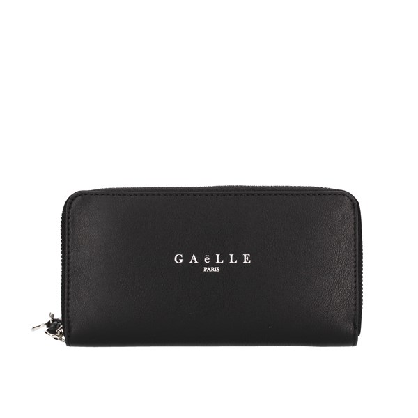 Gaelle Wallets Black