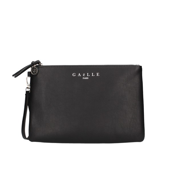 Gaelle Clutch Black