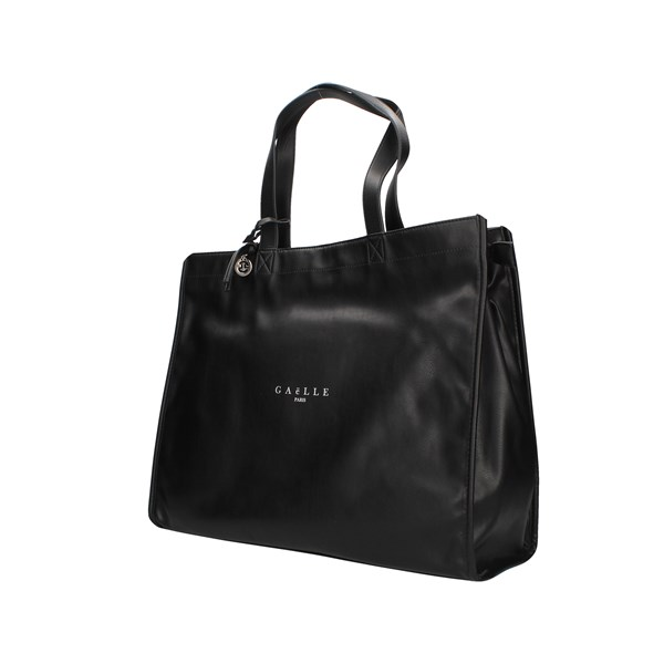 Gaelle Shopping bags Black