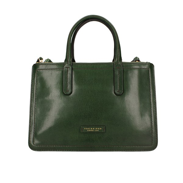 The Bridge  Shoulder bag 04462001 Green