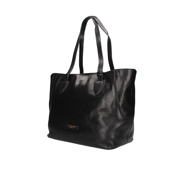 The Bridge Shoulder Bags Black
