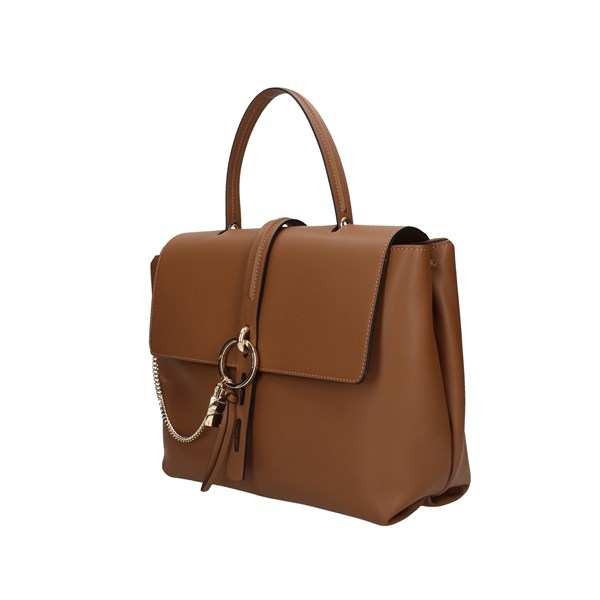 Borbonese Hand Bags Brown