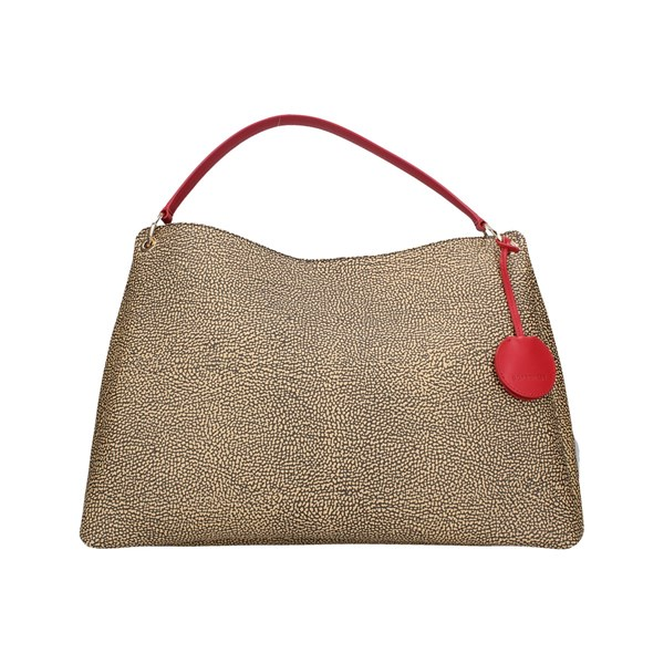 Borbonese shoulder bags Op.nat / red