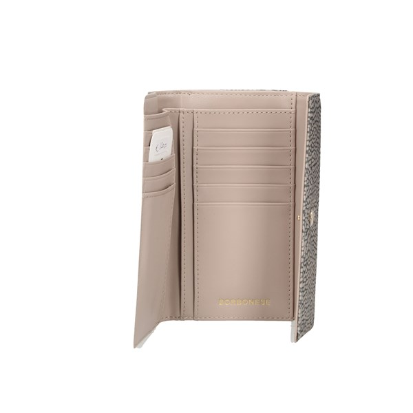 Borbonese Wallet Taupe