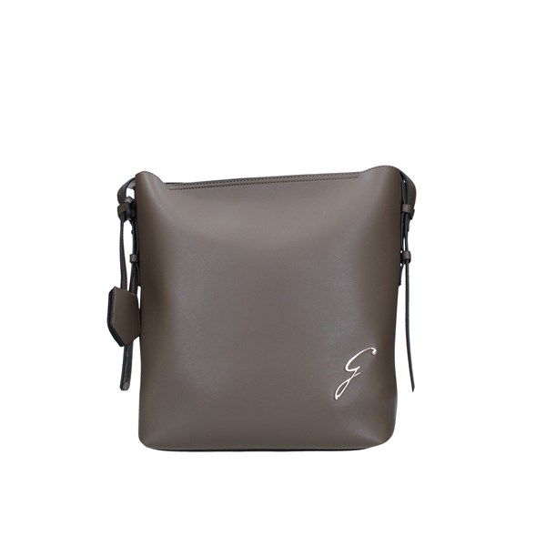 Gattinoni Roma shoulder bags Taupe