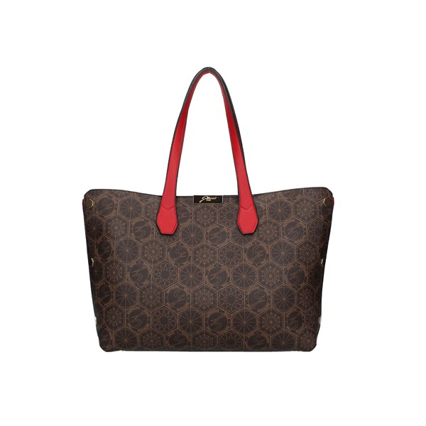 Gattinoni Roma Shopping bags Brown