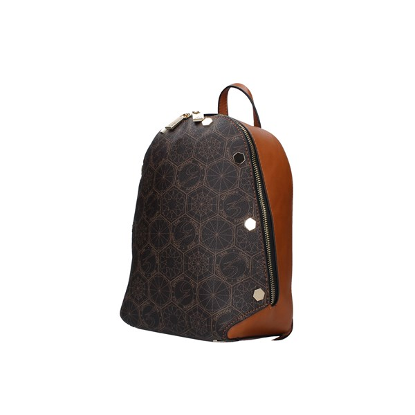 Gattinoni Roma Backpack Brown / leather