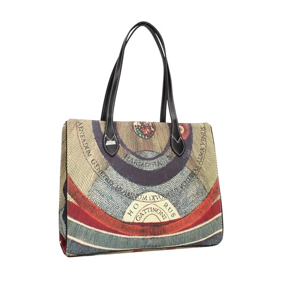 Gattinoni Shoulder Bags shoulder bags Woman Bigpl6430wpq 4