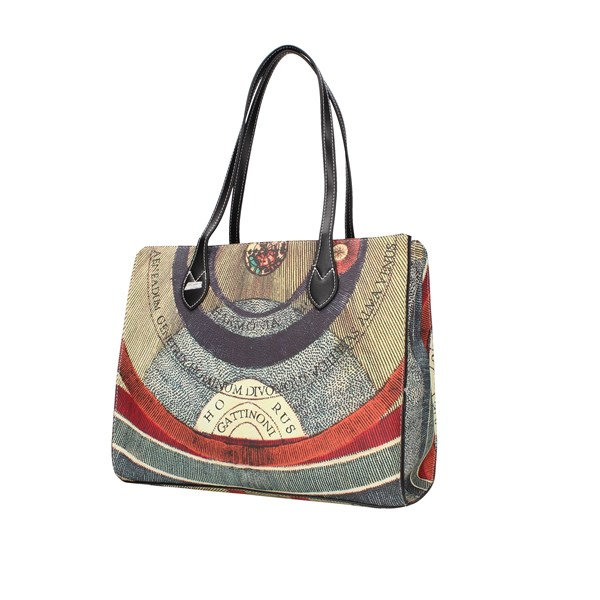 Gattinoni Shoulder Bags shoulder bags Woman Bigpl6430wpq 5
