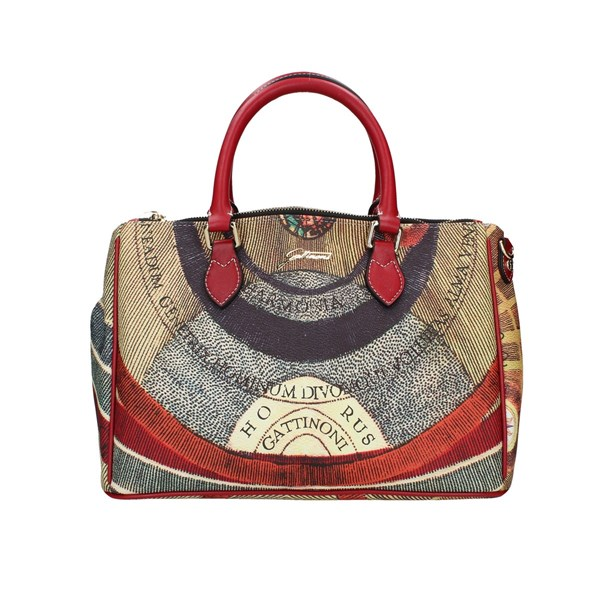 Gattinoni shoulder bags Red