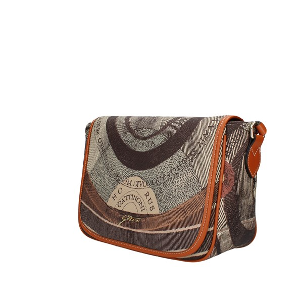 Gattinoni Shoulder Bags Orange
