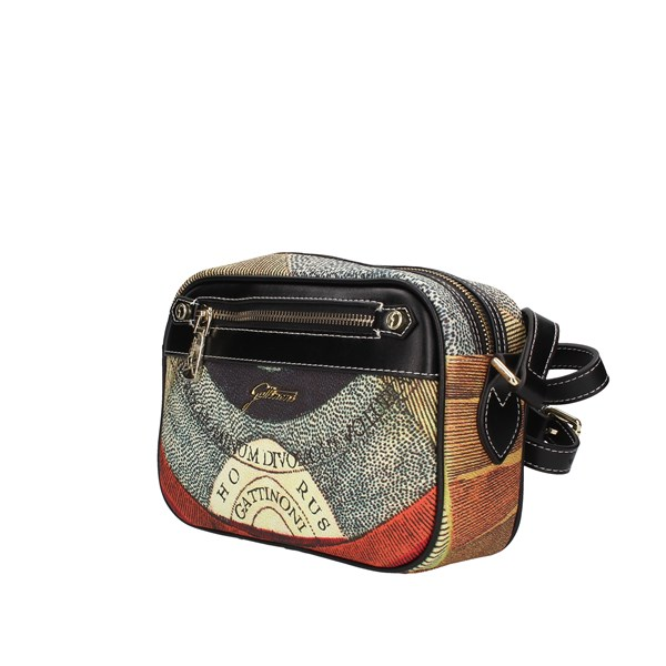 Gattinoni Shoulder Bags shoulder bags Woman Bigpl6555wpq 1