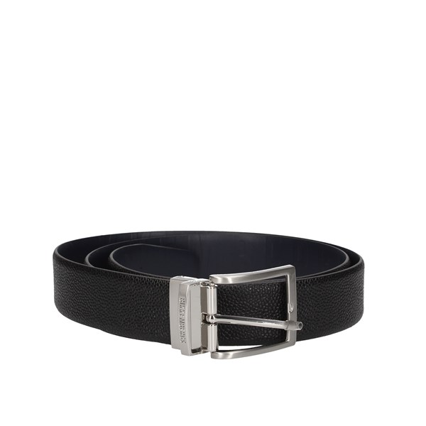 Bikkembergs  Belts Black / blue