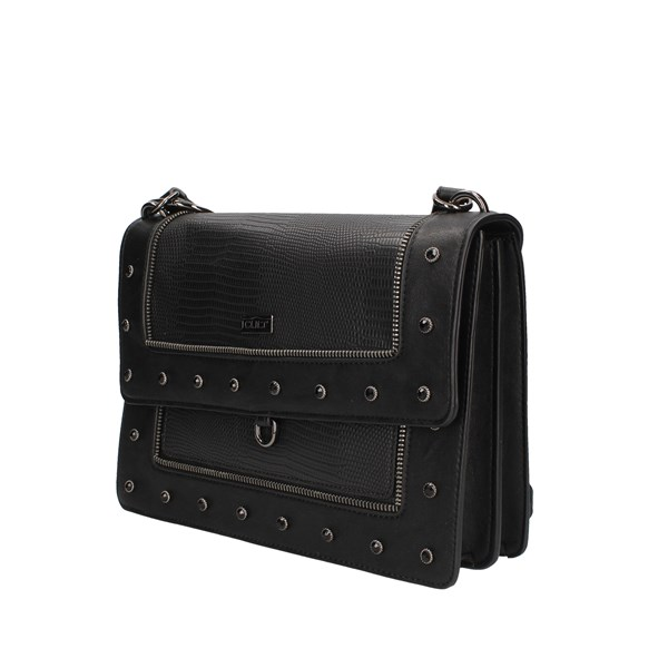 Cult shoulder bags Black