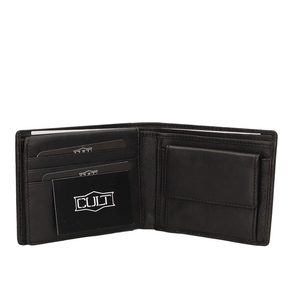 Cult Wallets Black