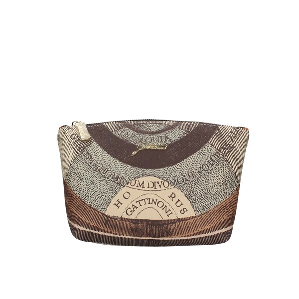 Gattinoni Beauty bags Brown