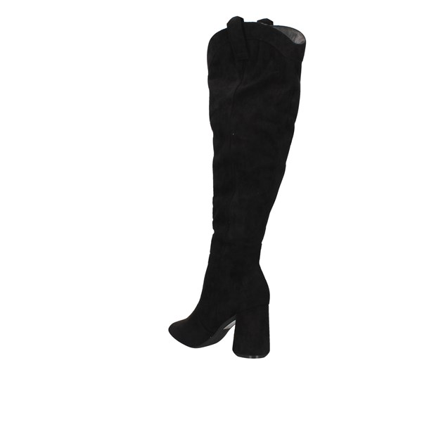 Gattinoni Roma Under the knee Black
