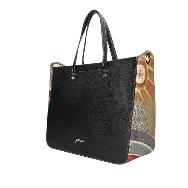 Gattinoni Hand Bags Black