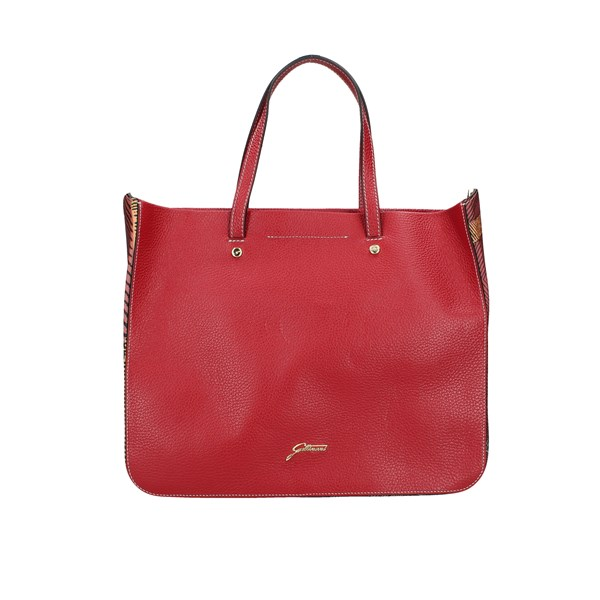 Gattinoni Hand Bags Red