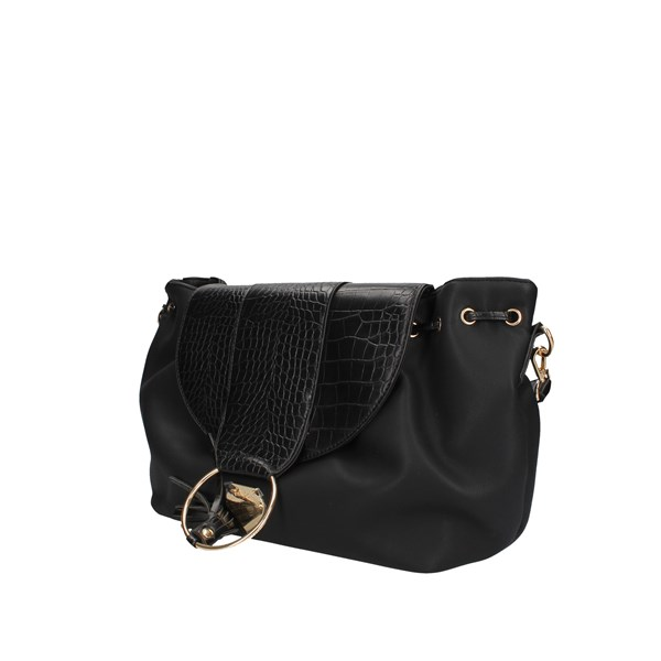 Le Pandorine shoulder bags Black