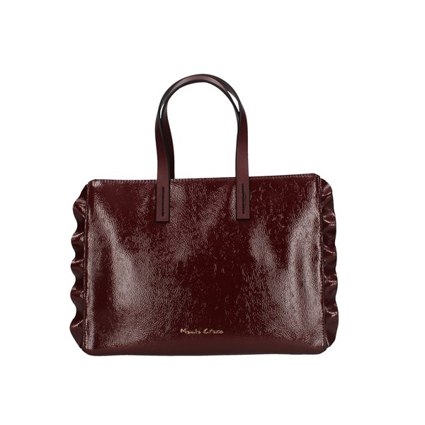 Manila Grace shoulder bags Bordeaux