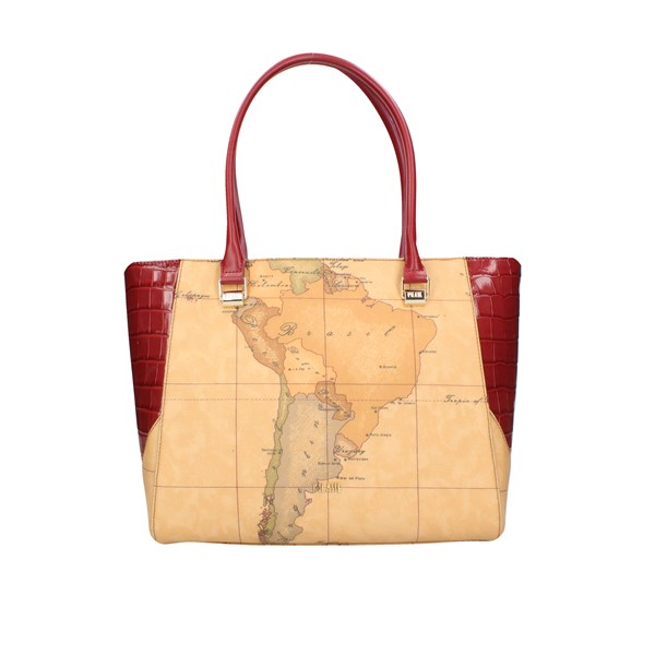 Alviero Martini 1^ Classe Shopping bags Red