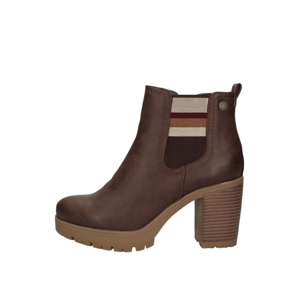 Refresh boots Brown