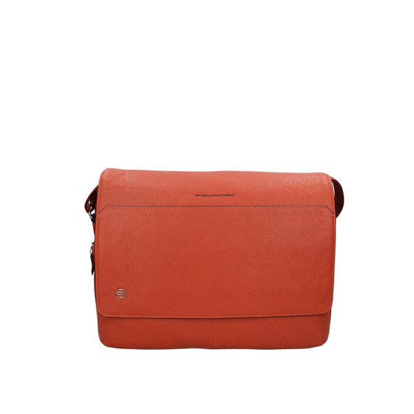 Piquadro Shoulder straps & Messenger Orange