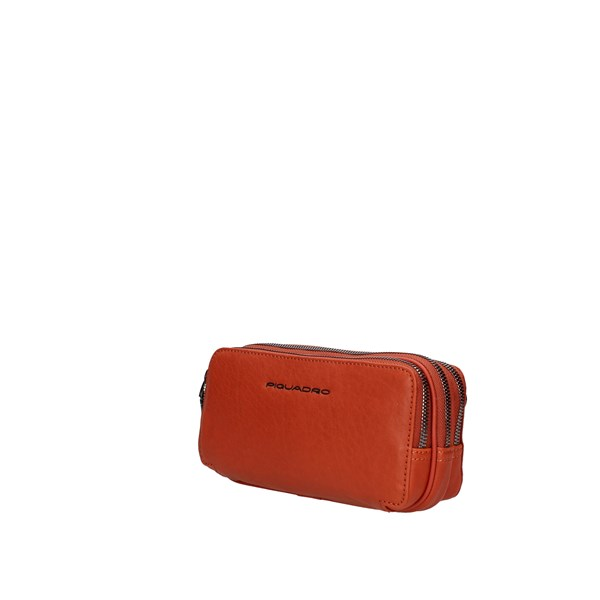 Piquadro Case Orange